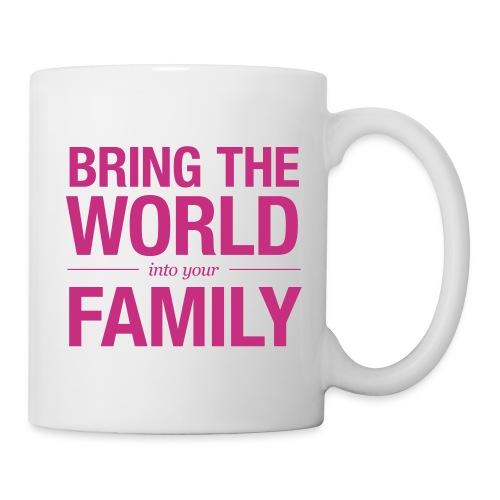 Bring the world pink - Mug