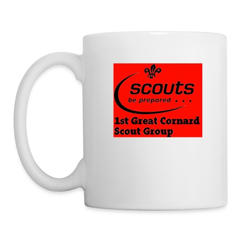 1st Great Cornard Scout Group - Mug