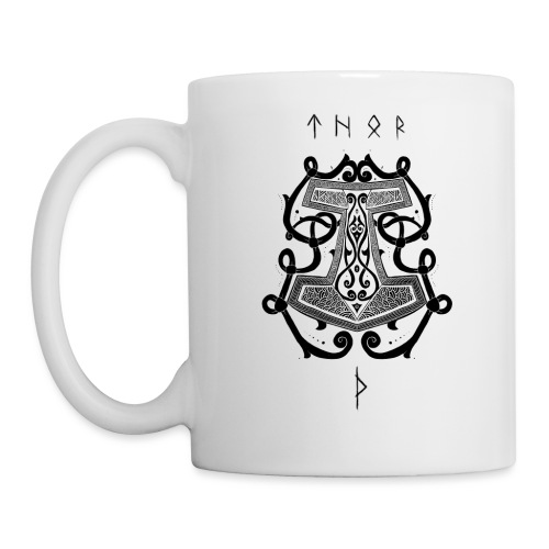 Mjöllnir - Mug blanc