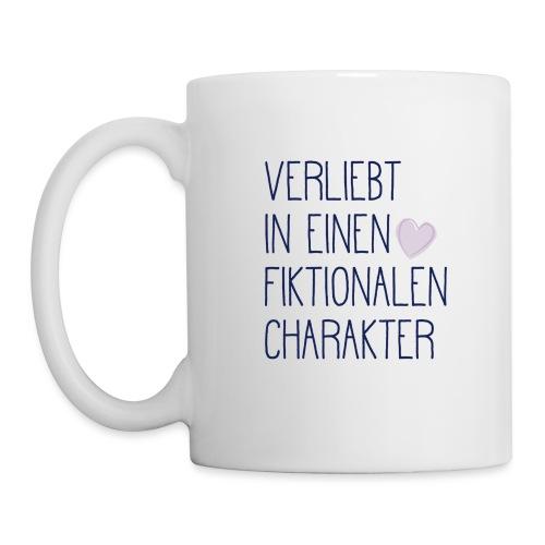 Verliebt in einen fiktionalen Charakter - Tasse