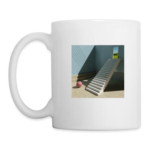 Stairway to heaven - Mug blanc