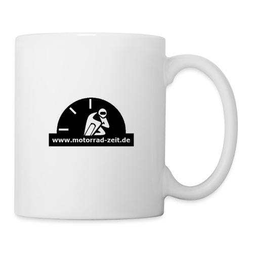 Motorrad Zeit de Logo - Tasse