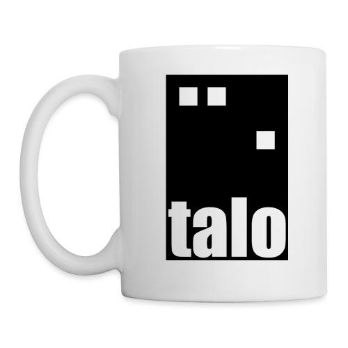 talologo600 mustavalko png - Muki