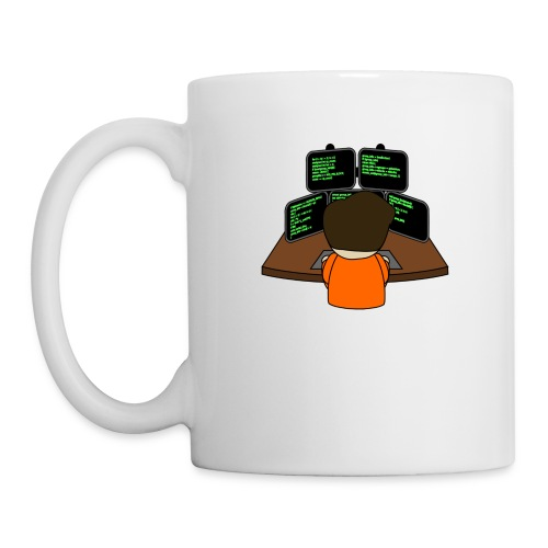 The small coder - Mug