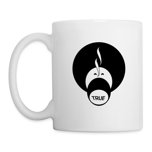 TRUE COFFEE - Kop/krus
