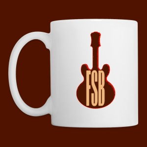 FSB Guitar Logo - Mug