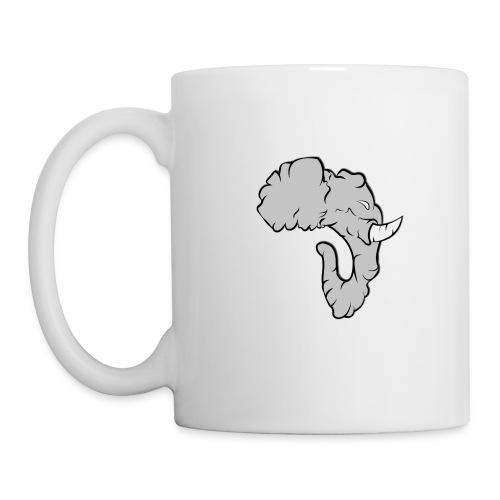 Elefante Perfil - Taza