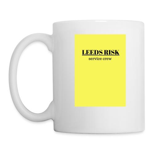 leeds risk - Mug