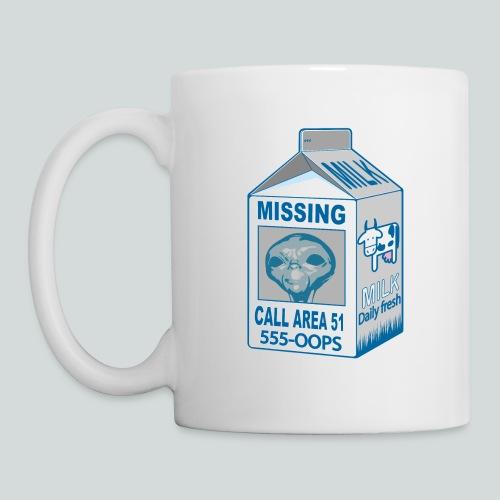 Missing: alien - Mug blanc
