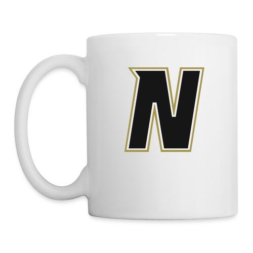 Nordic Steel Black N - Mug