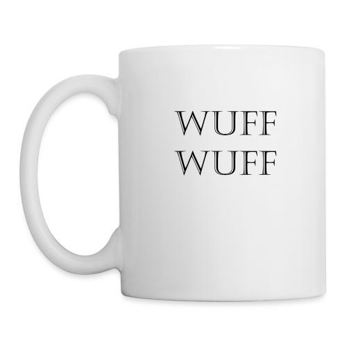 Wuff Wuff - Tasse