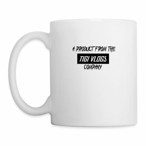 A PRODUCT FROM THE TIGIVLOGS COMPANY - Mugg