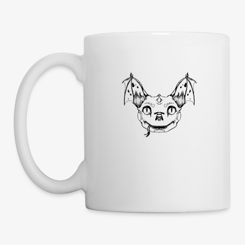 Little monster - Mug blanc