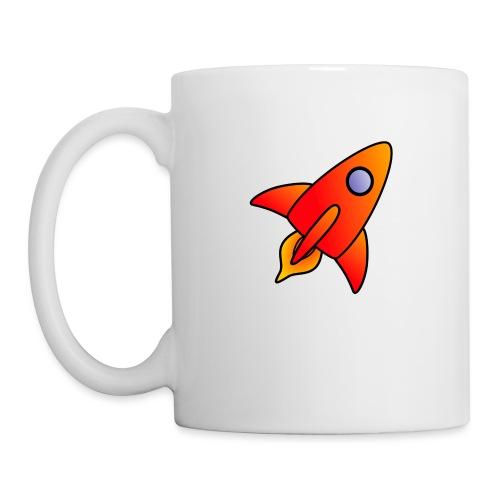 Red Rocket - Mug