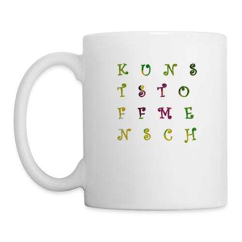 KunstStoffMensch #3 - Tasse