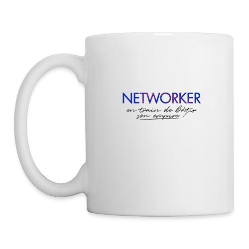 Networker & son empire - Mug blanc