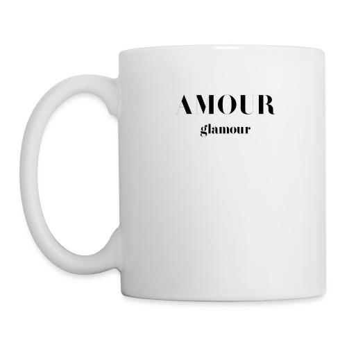 T-shirt Vintage femme Amour Glamour - Mug