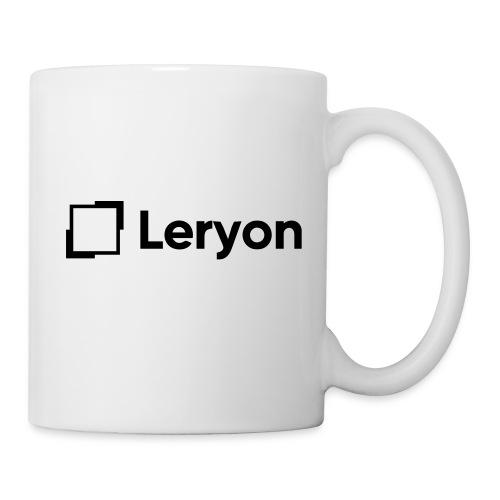 Leryon Text Brand - Mug