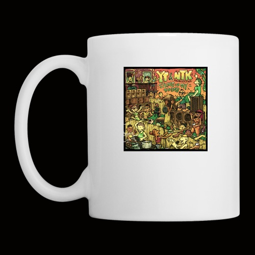 String Up My Sound Artwork - Mug
