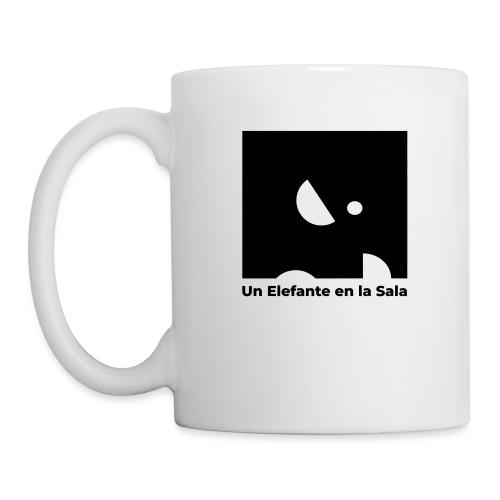 Logo Elefante Negro - Taza