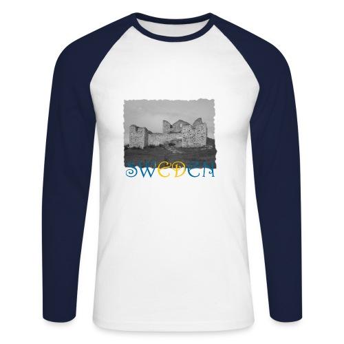 SWEDEN #1 - Männer Baseballshirt langarm