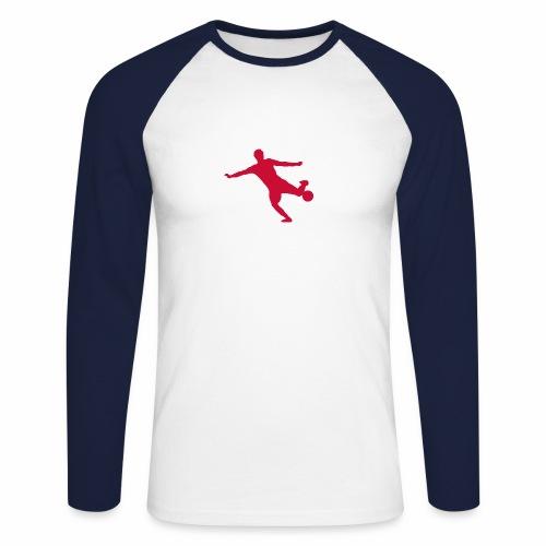 Pav'Air - T-shirt baseball manches longues Homme