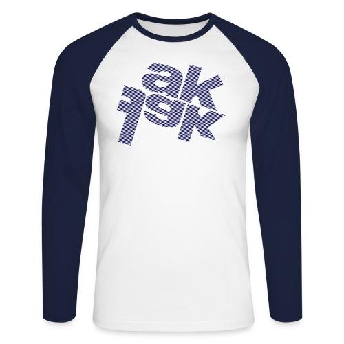 akfak2 - Männer Baseballshirt langarm