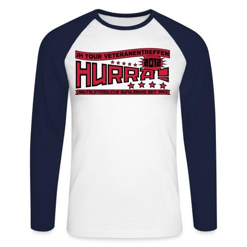 JH Tour Veteranentreffen 2012 - Männer Baseballshirt langarm