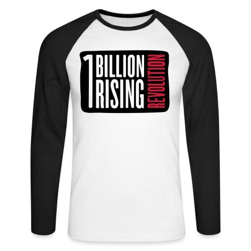 1br rev landscape st769068 - Men's Long Sleeve Baseball T-Shirt