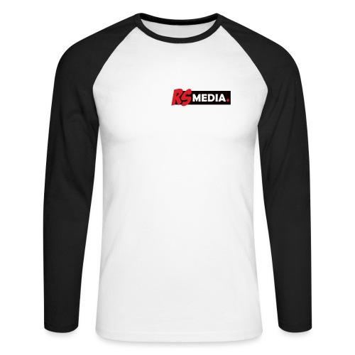 RS Media - Männer Baseballshirt langarm