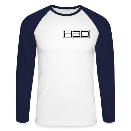 ihad ohne url 22 5x22 5 vector - Männer Baseballshirt langarm