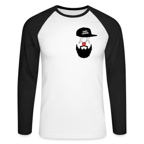 Untitled gif - Men's Long Sleeve Baseball T-Shirt