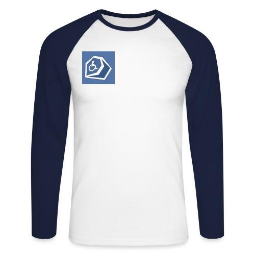 EspaLogo png - Männer Baseballshirt langarm