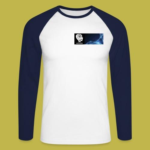 anjobi FB header - Männer Baseballshirt langarm