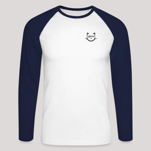 AphriCat - T-shirt baseball manches longues Homme