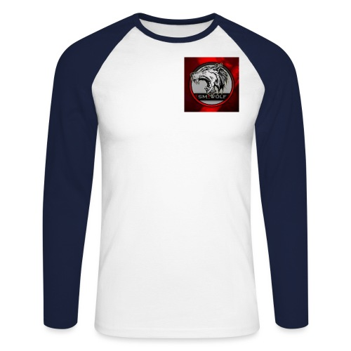 none - Men's Long Sleeve Baseball T-Shirt