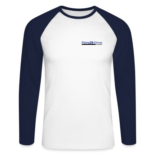 fcevents gross - Männer Baseballshirt langarm