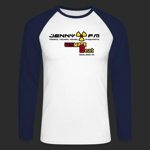 jennyultimatebeat - Männer Baseballshirt langarm