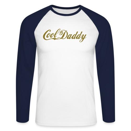 Cool Daddy - Mannen baseballshirt lange mouw