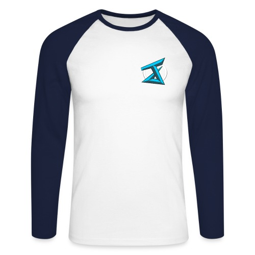 new png - Men's Long Sleeve Baseball T-Shirt