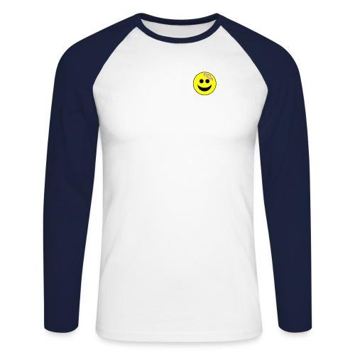 Gepflegter Humor - Männer Baseballshirt langarm