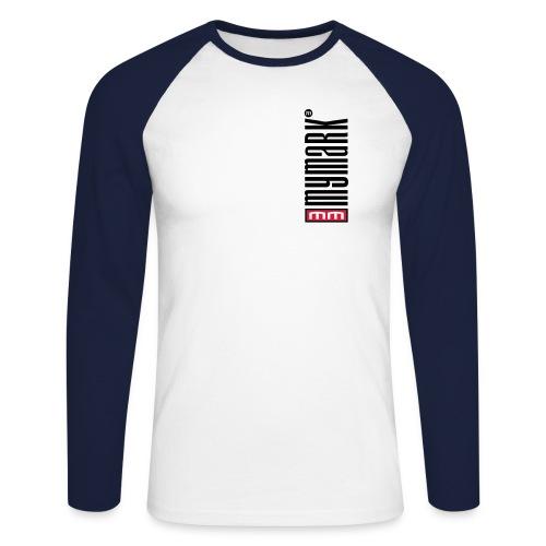 mymarkSing - Men's Long Sleeve Baseball T-Shirt