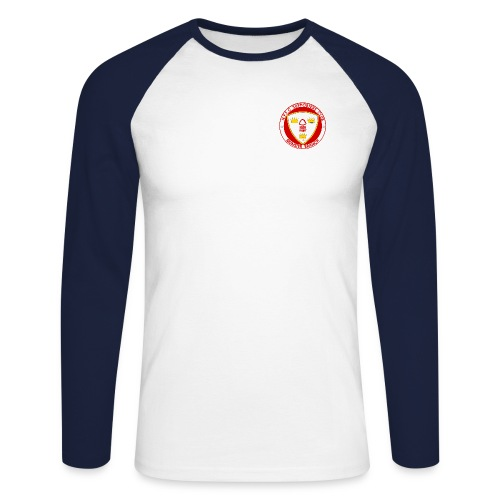 est 2006 crest - Men's Long Sleeve Baseball T-Shirt