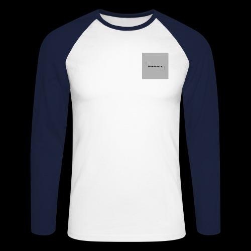 Harmonix - T-shirt baseball manches longues Homme