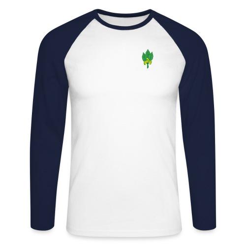 eifelverein pc 120dpi - Männer Baseballshirt langarm