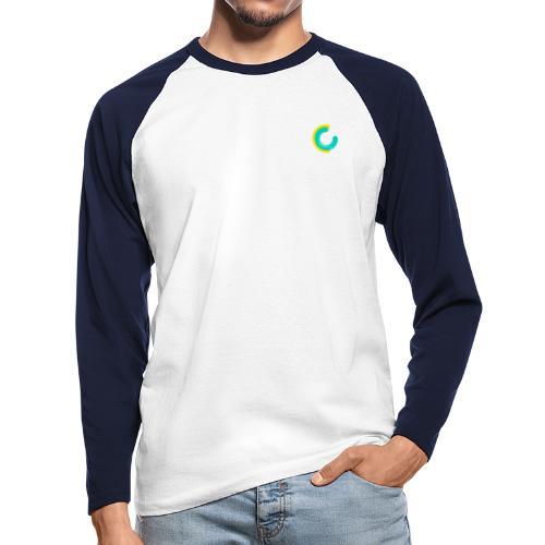 Logo CaliGoodies - T-shirt baseball manches longues Homme