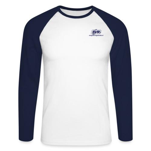 SVR webshop - Mannen baseballshirt lange mouw