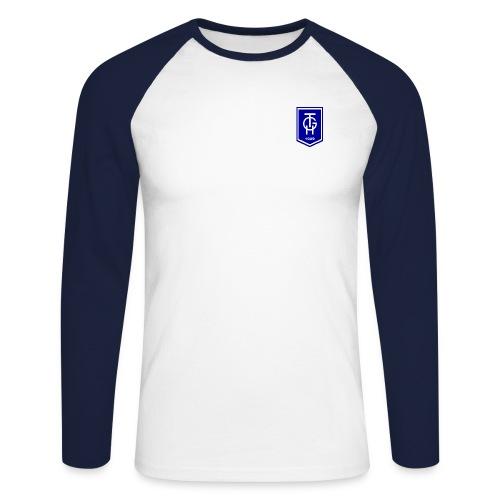 tghspread klein400 - Männer Baseballshirt langarm