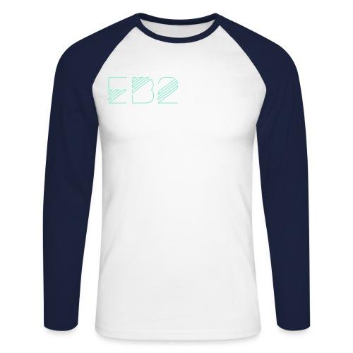ebcap - Men's Long Sleeve Baseball T-Shirt