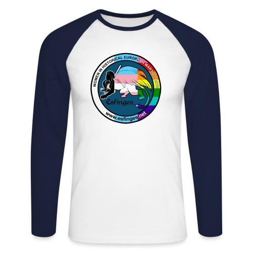 Multi fix - Men's Long Sleeve Baseball T-Shirt